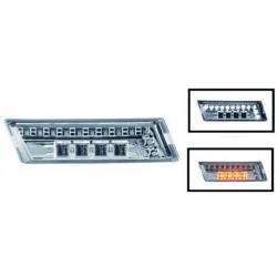INTERMITENTES LATERALES LED A4 (04-07) Y A6 (97-04)- CRISTAL CLARO/CROMADO
