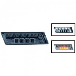 INTRMITENTES LATERALES LED E36, 90-96- CRISTAL CLARO/NEGRO.