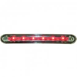 LUCES DE FRENO 207, 06-++-SOLO LIMOUSINE- LED- CRISTAL CLARO/CROMADO