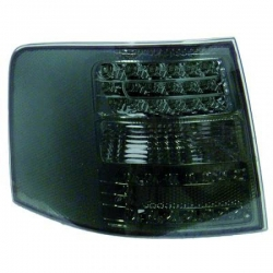 FAROLINS TRASEIROS LED / AUDI A6 4B AVANT / 97-04 ESCURECIDOS
