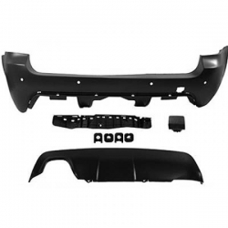 PARAGOLPES BMW E61, 03-07 TOURING, LOOK M.